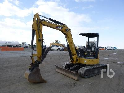2006 CATERPILLAR 305CCR Mini Excavator (1 - 4.9 Tons)