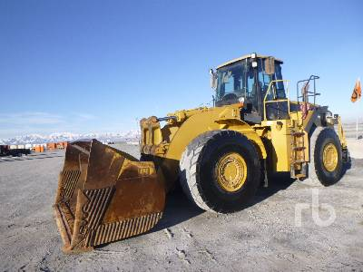 2003 CATERPILLAR 980G Series II Wheel Loader