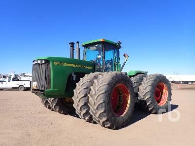 2000 JOHN DEERE 9400 4WD Tractor