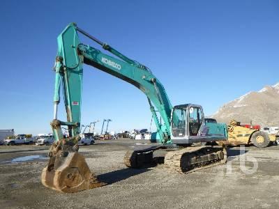2007 KOBELCO SK330 Hydraulic Excavator