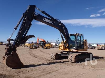 2012 JOHN DEERE 225DX LC Hydraulic Excavator