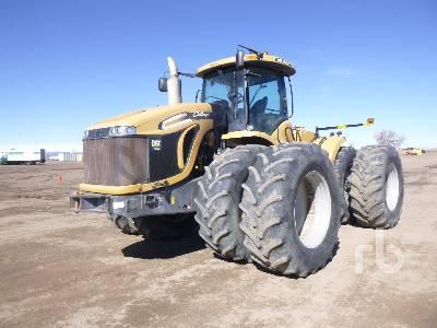 2011 CHALLENGER MT955C 4WD Tractor