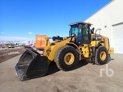 2019 CATERPILLAR 966M Wheel Loader