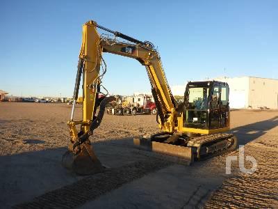 2019 CATERPILLAR 308E2 CR Midi Excavator (5 - 9.9 Tons)