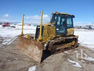 2009 CATERPILLAR D4K LGP Crawler Tractor