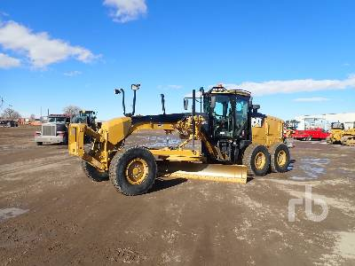 2012 CATERPILLAR 140M2 VHP Plus Motor Grader