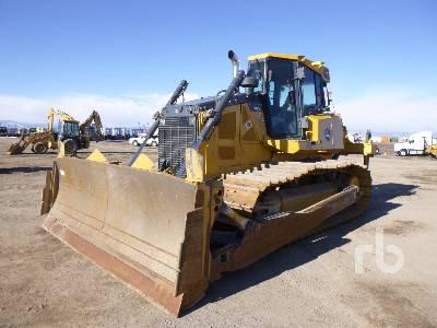 2017 JOHN DEERE 850K LGP Crawler Tractor