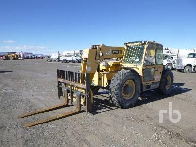 2004 GEHL DL12H 12000 Lb 4x4x4 Telescopic Forklift