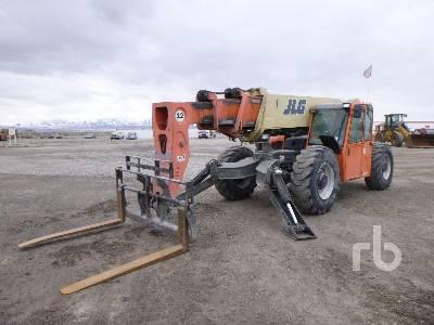 2009 JLG G1255A 12000 Lb 4x4x4 Telescopic Forklift
