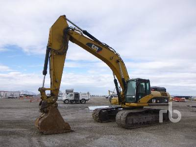 2007 CATERPILLAR 330DL Hydraulic Excavator
