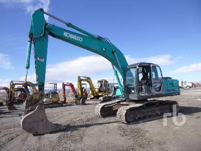 2006 KOBELCO SK200-6 Hydraulic Excavator