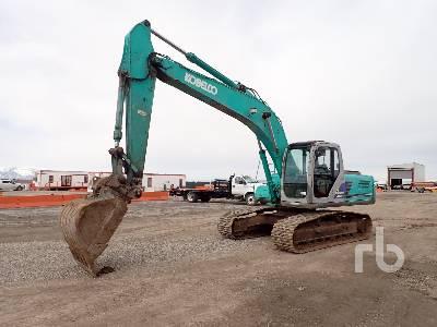 2008 KOBELCO SK200-8 Hydraulic Excavator