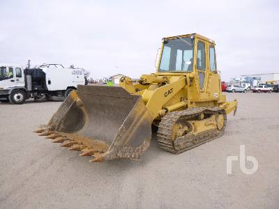 1984 CATERPILLAR 953 Crawler Loader