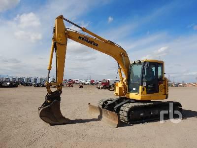 2012 KOMATSU PC138USLC-8 Hydraulic Excavator