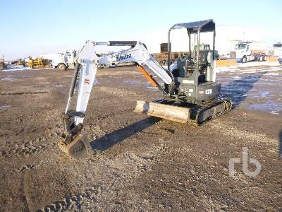 2014 BOBCAT E26 G M Mini Excavator (1 - 4.9 Tons)