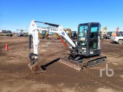 2013 BOBCAT E35 ZTS Mini Excavator (1 - 4.9 Tons)