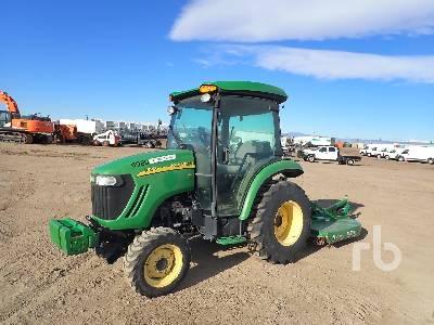 2006 JOHN DEERE 3520 4WD Utility Tractor
