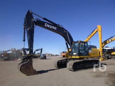 2019 JOHN DEERE 300GLC Hydraulic Excavator
