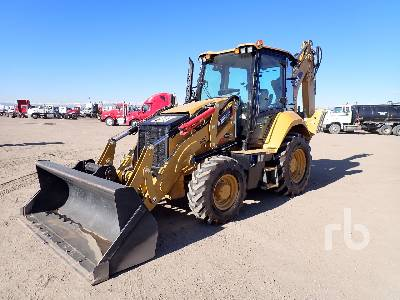 2019 CATERPILLAR 420F2 IT 4x4 Loader Backhoe