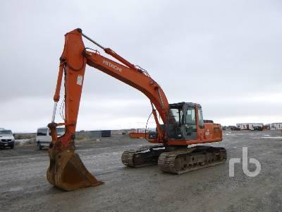 2006 HITACHI ZX200 LC Hydraulic Excavator