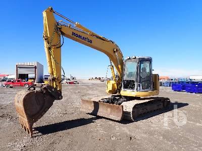 2006 KOMATSU PC138USLC-2E0 Hydraulic Excavator