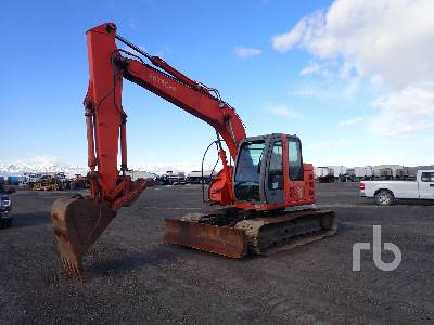 2005 HITACHI ZX135US Hydraulic Excavator