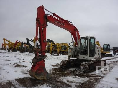 2005 LINK-BELT 135 Hydraulic Excavator