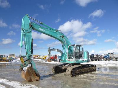 2003 KOBELCO SK235SR Hydraulic Excavator