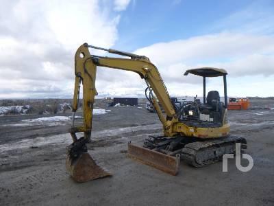 2009 KOMATSU PC45MR-3 Mini Excavator (1 - 4.9 Tons)