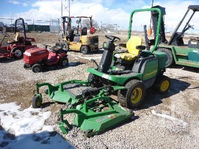 JOHN DEERE 1545 SERIES II 60 In. Lawn Mower Parts/Stationary Trucks - Other