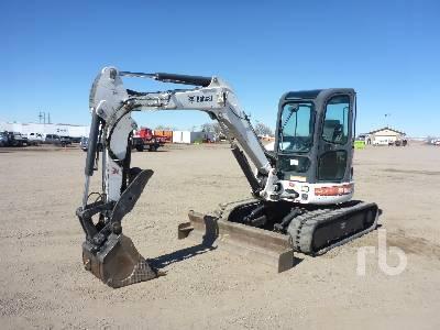 2008 BOBCAT 435 Mini Excavator (1 - 4.9 Tons)