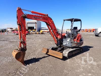 2006 KUBOTA KX121-3SS Mini Excavator (1 - 4.9 Tons)