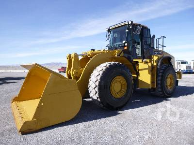 2009 CATERPILLAR 980H Wheel Loader