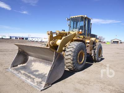 1993 CATERPILLAR 950F Series II Wheel Loader