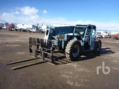 2004 GRADALL G642P 6000 Lb 4x4x4 Telescopic Forklift