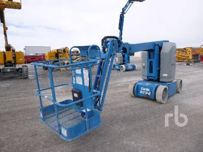 2013 GENIE Z30/20N Electric Articulated Boom Lift
