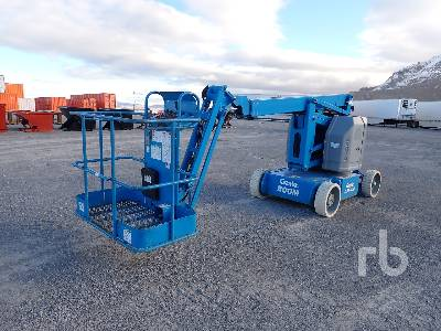 2013 GENIE Z34/22N Electric Articulated Boom Lift