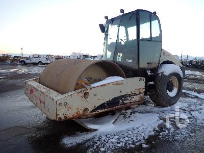 2007 INGERSOLL-RAND SD160DX Vibratory Roller