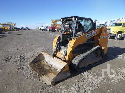 2012 CASE TR270 Compact Track Loader