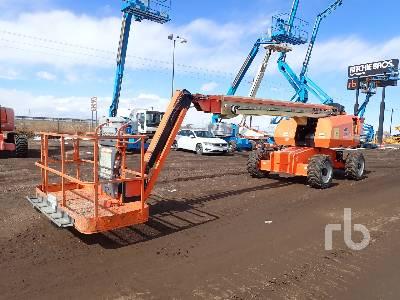 2013 JLG 660SJ 4x4 Boom Lift