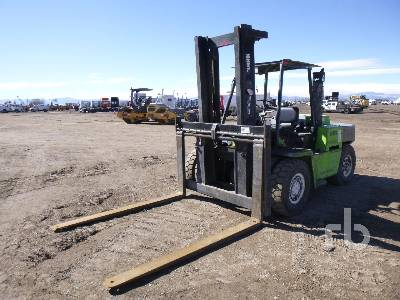 1988 CLARK C500Y-155 15000 Lb Forklift Parts/Stationary Construction-Other