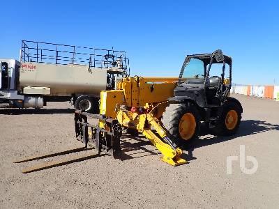 2005 JCB 550-170 10000 Lb 4x4x4 Telescopic Forklift