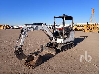 2000 BOBCAT 325 Mini Excavator (1 - 4.9 Tons)