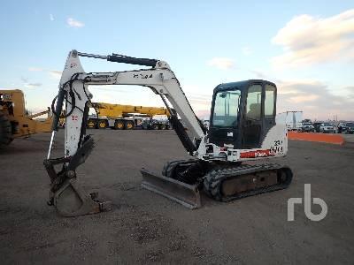 2007 BOBCAT 337 Mini Excavator (1 - 4.9 Tons)