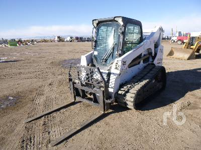 2011 BOBCAT T770 2 Spd Multi Terrain Loader