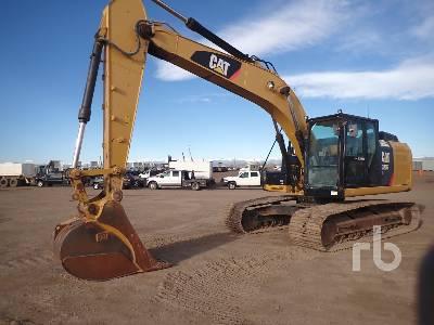 2012 CATERPILLAR 320EL Hydraulic Excavator
