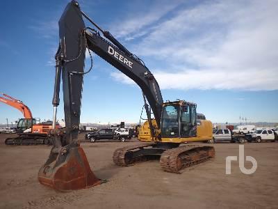 2018 JOHN DEERE 250G LC LC Hydraulic Excavator