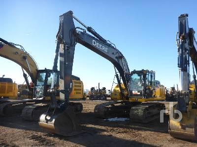 2018 JOHN DEERE 210G LC Hydraulic Excavator