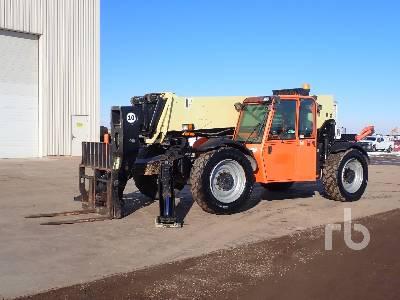 2013 JLG G1055A 10000 Lb 4x4x4 Telescopic Forklift