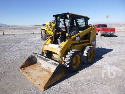 2007 CATERPILLAR 226B Skid Steer Loader